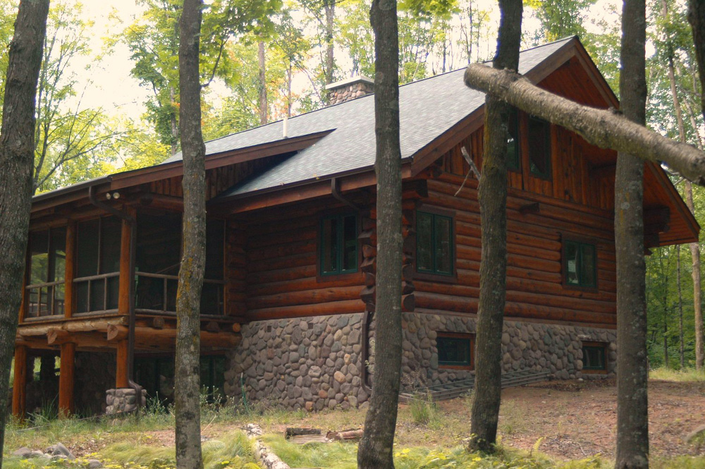 Great Lakes Log Crafters Association Handcrafted Homes Cabins The Best Home Cabin Builders On Earth GLLCA Forest Lake Minnesota 55025